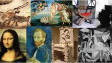Trabalhando a história da arte com crianças